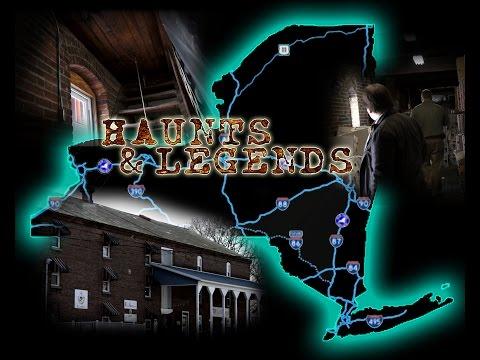 Haunts & Legends Of New York - Historic Utica Globe Mill S1E1
