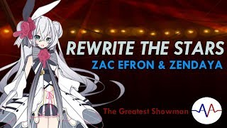 Gambar cover 【SynthV】Rewrite the Stars (The Greatest Showman)【Eleanor Forte】+ MP3 DOWNLOAD