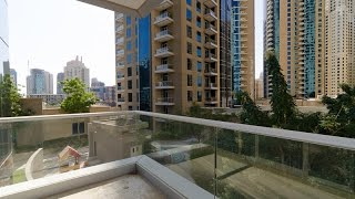 Spacious Apartment on a Low Floor for Rent in Attessa Tower Dubai Marina