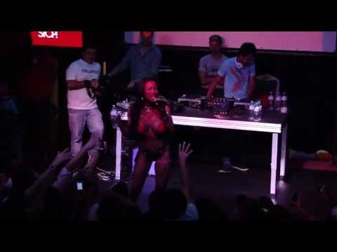 Ines Brasil - NON STOP Club - Campo Grande/MS - 20/04/2013