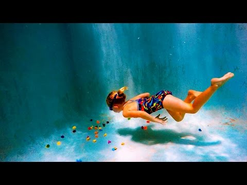 How To Swim Deep Without Hurting Your Ears