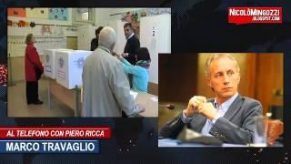 Marco Travaglio sul risultato delle elezioni regionali siciliane (29/10/2012)