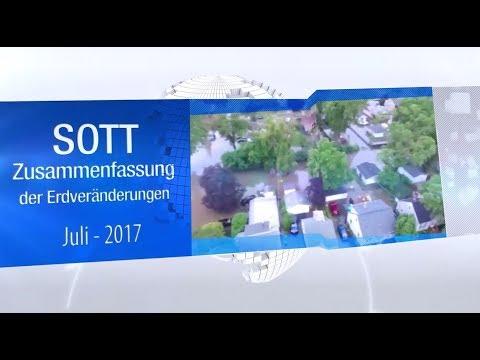 SOTT Video Erdveränderungen - Juli 2017: Extremes Wetter und Feuerbälle