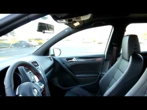 2014 vokswagen gti drivers edition - youtube