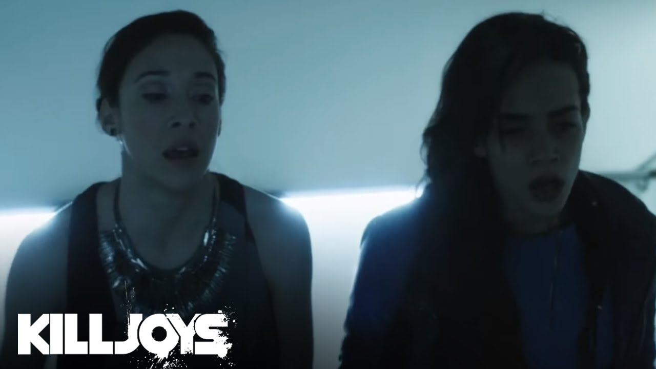 Download KILLJOYS (spoilers)   'Two Truths and Lie' from Episode 204   SYFY
