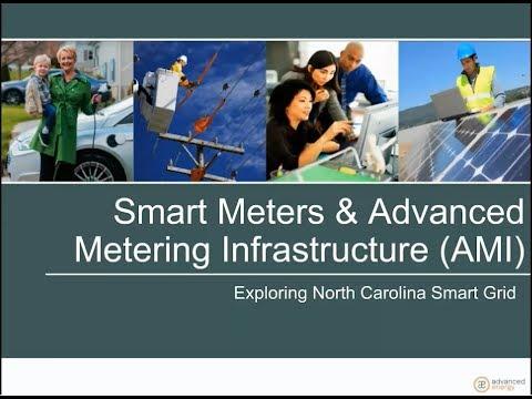 Smart Meters and Advanced Metering Infrastructure Webinar