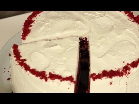 Микс– Бисквит красный бархат