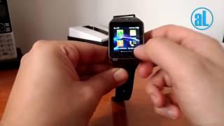 Recensione Bluetooth Smart Watch zkcreation DZ09