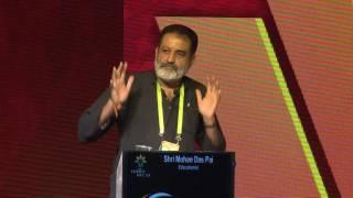 Mohan Das Pai at India Ideas Conclave 2016