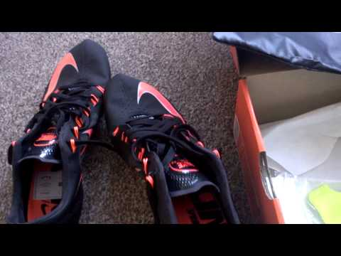 Nike Zoom Superfly R4 track sprint running spike review
