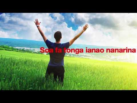 Manana Anao - Jocelyn Ranjarison Lyrics