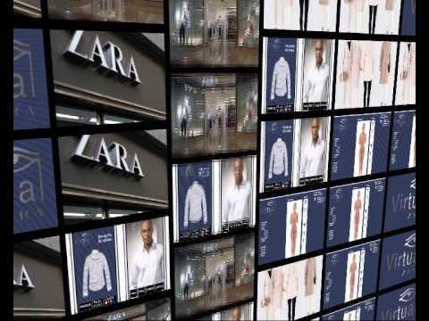 Teaser Virtual ZARA