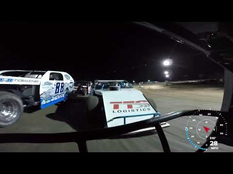 JHA Motorsports: Will Krup Bumper View from Merritt Speedway