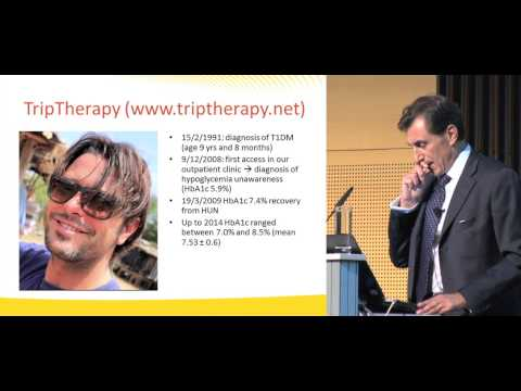 Dr. Stefano Genovese - Clinical Use of the Ambulatory Glucose Profile (Vienna, EASD 2014)