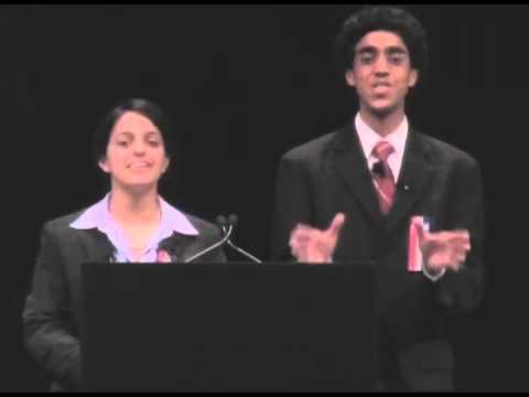 Showcase - Lincoln-Douglas Debate