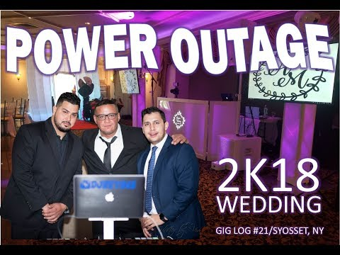 POWER OUTAGE- First wedding of 2K18