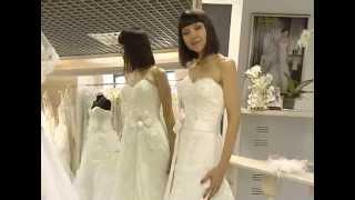 Как выбрать свадебное платье и сделать оригинальной саму свадьбу?