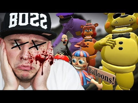"Thumbnail: They KILLED ME! | Animatronics' Revenge 2 (Gmod Sandbox ""I Killed"" Special)"