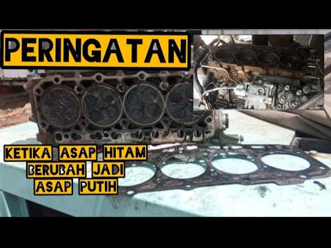 Cara Melepas Silinder Head // Remove Cylinder Head From Engine Block