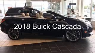 2018 Buick Cascada Review