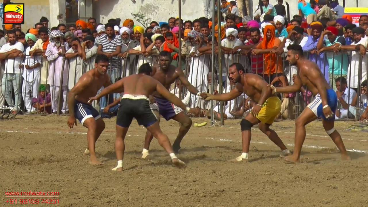 KULEWAL (Samrala) | KABADDI CUP -2016 || OFFICIAL FULL HD VIDEO || Part 1st