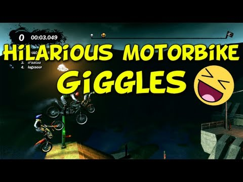 Hilarious Giggles XD - LAGx Play Trials Evolution: Gold Edition |