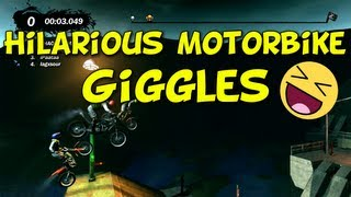 Hilarious Giggles XD - LAGx Play Trials Evolution: Gold Edition