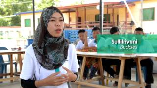 PETRONAS #AllAboutYouth: The Youth Diary (Implementation Week 2)