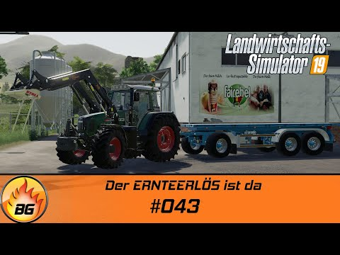 LS19 - LIEBLINGSPROJEKT #043 | Der ERNTEERLÖS ist da | FS19 | Lets Play [HD]