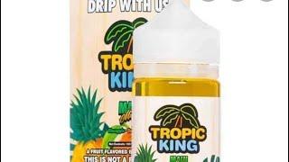 Tropic King Mad Melon Vape Review