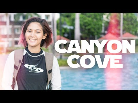 *VLOG* - CANYON COVE Experience
