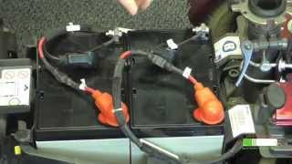 How-To Install Electric Wheelchair Batteries