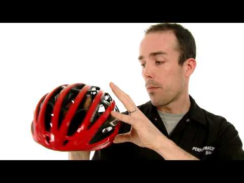 Louis Garneau Course Bicycle Helmet Review - from Performance Bicycle