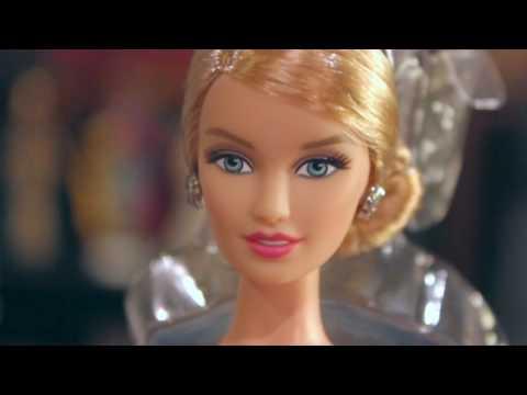 Barbie Oscar de La Renta Review de la muñeca