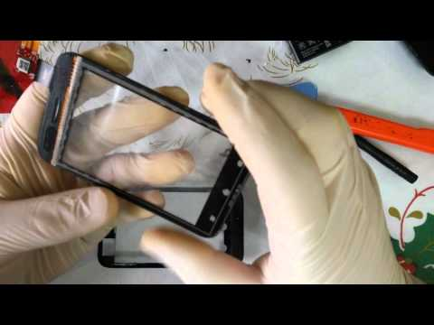 Sony Xperia Tipo digitizer replacement