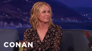 Chelsea Handler Did Shrooms With Her Staff  - CONAN on TBS