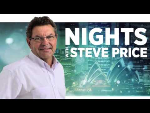 FiftyUp Club chatting with 2GB's Steve Price about the shared economy 291015