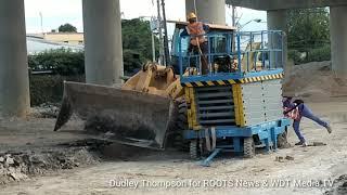 WDT Media TV: Hagley Park Road  Improvement Project