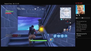 Fortnite Stream #2 The Duos