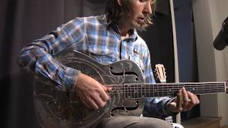 National Style O Replicon 14 Fret Tom Portman Improvisation