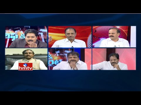 Hot Debate on AP Assembly Sessions and Unparliamentary Language | Left & Right | HMTV