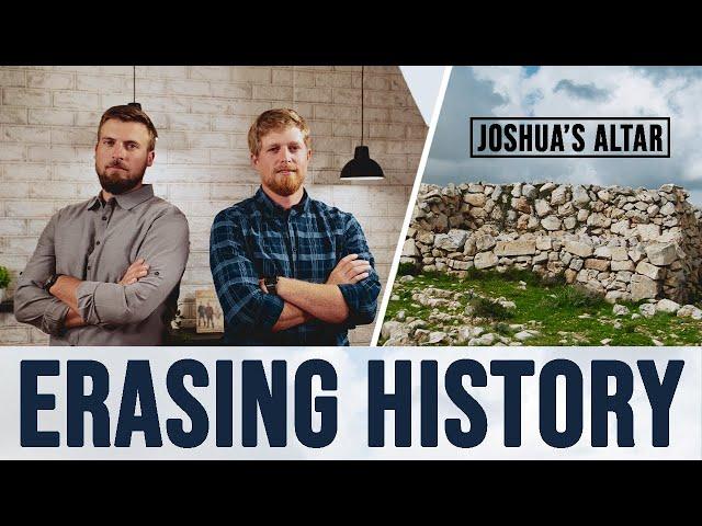 Joshua's Altar Vandalized
