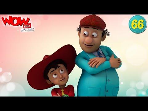 Kisah Anak-Anak | Chacha Bhatija | animasi indonesia | Kartun Lucu | Pemain Terbesar