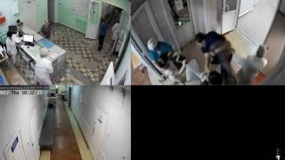 В городской больнице #10 Хабаровска произошло нападение на дежурного врача-хирург
