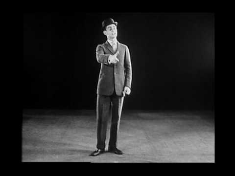 A Few Moments With Eddie Cantor. 1923 Fun Film