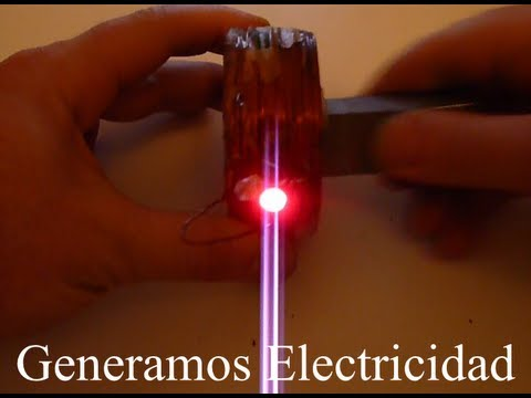 C mo hacer un generador electrico youtube - Radiador electrico de pared ...