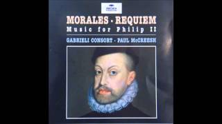 MUSIC FOR PHILIP II Gabrieli Consort Paul McCreesh part I