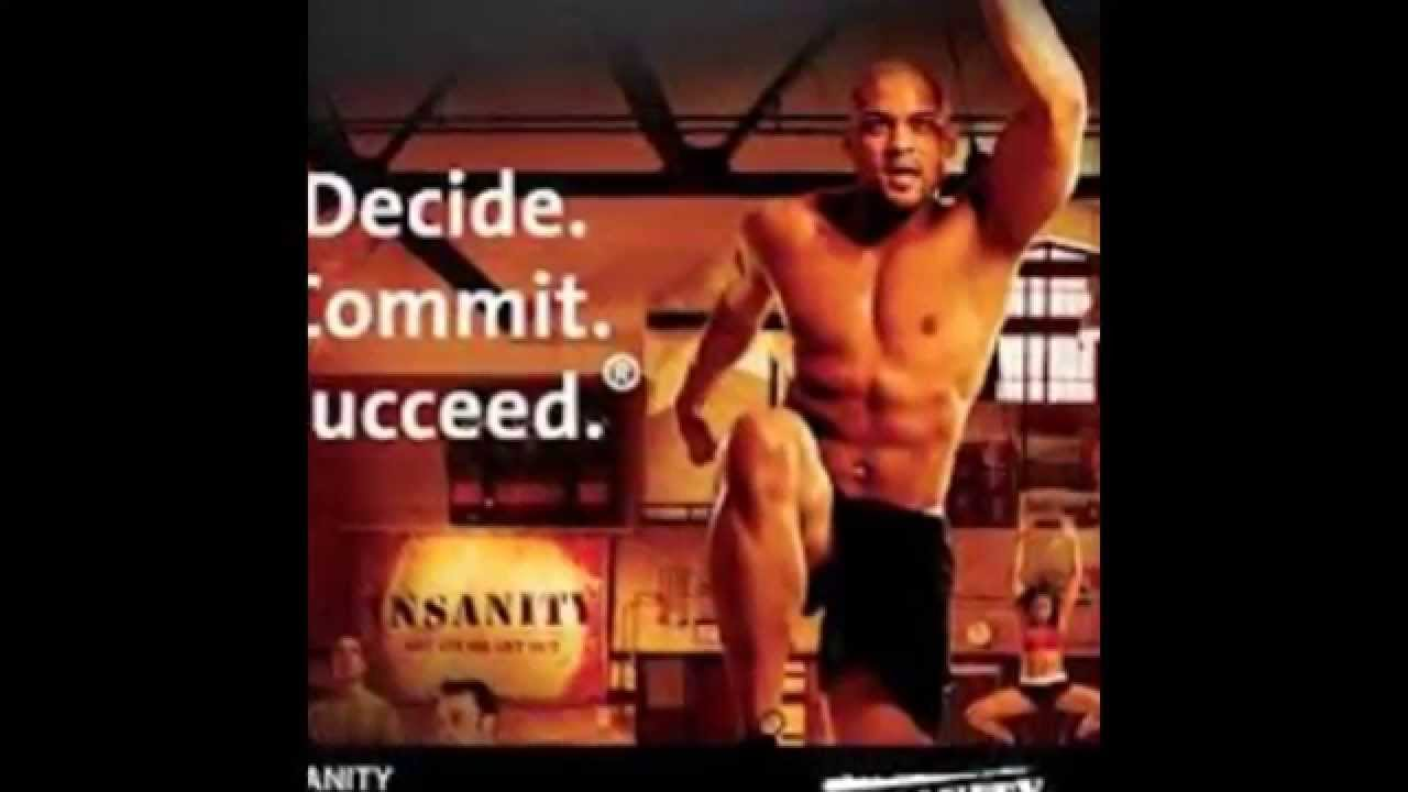 Insanity - Body Transformation in 60 Days 1 of 2 - YouTube