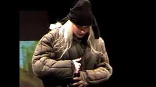 Елена Бернат. Песня Бабы-Яги. Юбилей Дик-70 6 наября 2006 г.