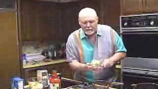 Coyote Kitchen - Grilled Buffalo Shrimp A Lot Like Hooters!